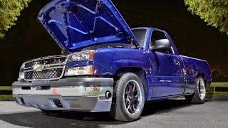Download Twin Turbo Silverado STREET RACING! (1500hp) Video