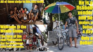 Download We Traveled to Manila Philippines and Saw POVERTY. We Went to Manila Slums and Met Poor Families Video