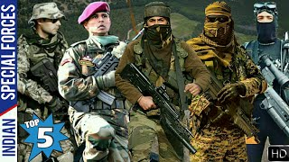 Download Top 5 Special Forces Of India - Indian Special Forces (Hindi) Video