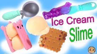 Download Ice Cream Slime ? Num Noms Snackables Surprise Blind Bag Toys - Video Video