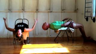 Download A Chair for Yoga - A complete guide to Iyengar Yoga practice with a chair Video