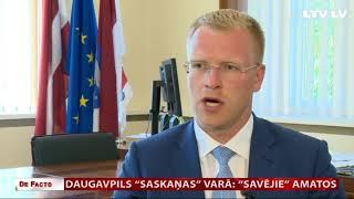 """Download Daugavpils """"Saskaņas"""" varā: """"savējie"""" amatos Video"""