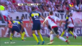 Download River 2-4 Boca Juniors - Fecha 13 Torneo Argentino 2016/17 Video