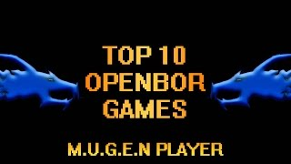 Download TOP 10 BEAT 'EM UP GAMES OPENBOR Video