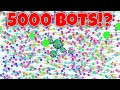 Download Hacked Agar.io!?! 5000 BOTS!!! Agario will never change!!! #Stop Bots? Video