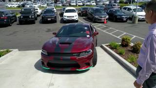 Download My 2017 Dodge Charger Hellcat Exiting the Showroom Video