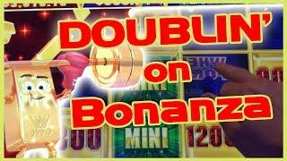 Download 💰💰Back-2-Back BONUSES ✦ DOUBLIN' on GOLD BONANZA🏋😜 ✦ Slot Machine Pokies w Brian Christopher Video