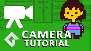 Download Game maker studio 2 camera - drag and drop - no coding Video