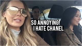 Download LUXURY SHOPPING, LIP INJECTIONS & WHY I HATE CHANEL! | vlog Video