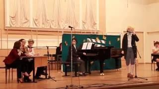 Download Гнесинка. Капустник -2016! Пианисты :) Video