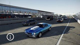 Download Forza Motorsport 6 | A Class Street Meet | LSX Willy's, 70' Camaro, Bronco, Yenko Nova (Drag Racing) Video