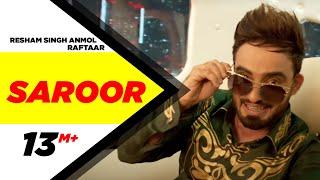 Download Saroor (Full Video) | Resham Singh Anmol Feat Raftaar | Latest Punjabi Song 2016 | Speed Records Video