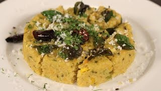 Download Dhokla | Not So Junky - by Chef Siddharth | Sanjeev Kapoor Khazana Video