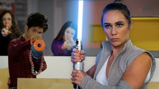 Download NERF STAR WARS 2 - The Last Office Jedi Video
