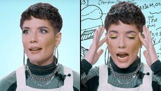Download Halsey vs 'The Most Impossible Halsey Quiz'   PopBuzz Meets Video