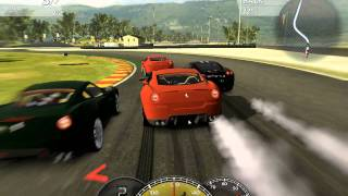 Download Ferrari Virtual Race Video - Free PC Car Racing Game Video