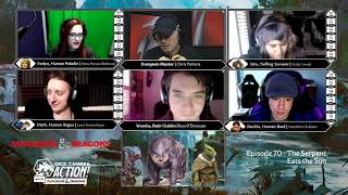 Download Episode 70 - Dice, Camera, Action with Dungeons & Dragons Video