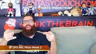 Download DFS Week 2 Picks NFL 2017 Video