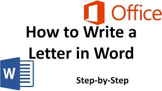 Download How to Write a Letter | Microsoft Office Word 2010 How-To Video