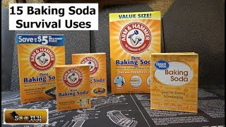 Download 15 Survival Uses for Baking Soda Video