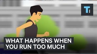Download 4 terrible things that happen to your body when you run too much Video