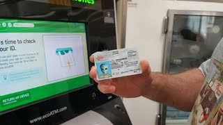 Download Using a fake ID to sell my broken Samsung galaxy s5 phone at the Eco atm! Video