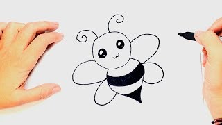 Download Cómo dibujar un Abeja Kawaii paso a paso | Dibujos Kawaii Video