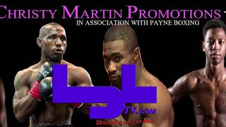 Download Christy Martin Promotions and LDLTV again 4/26/17 Video
