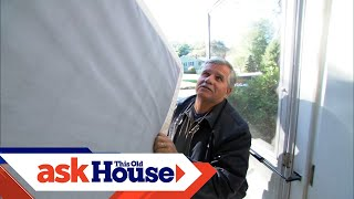 Download How to Move a Box Spring Up a Narrow Staircase Video