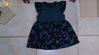 Download Membuat Pola Dress Anak Video