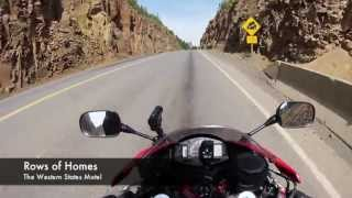 Download First ever road trip on the CBR600RR [mv]{ Video