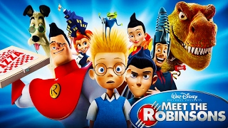 Download MEET THE ROBINSONS - LET'S PLAY ( FULL GAME ) Video