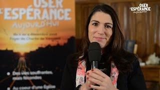 Download Emmanuelle Dancourt - Animatrice du colloque ″Oser l'Espérance aujourd'hui″ Video