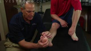 Download How to Treat Turf Toe Video