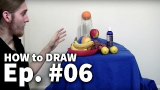 Download Learn To Draw #06 - Setting Up A Still Life Video