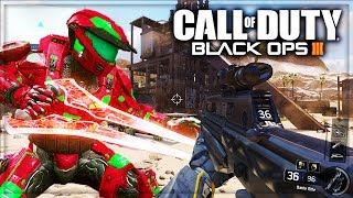 Download HALO ENERGY SWORD!! + MORE NEW WEAPONS BO3 (PC Mods Gameplay) Video