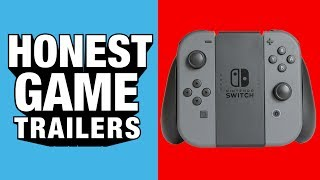 Download NINTENDO SWITCH (Honest Game Trailers) Video
