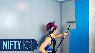Download How To Paint A Room • Nifty 101 Video