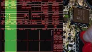Download Amiga 1200 color problem repair Video