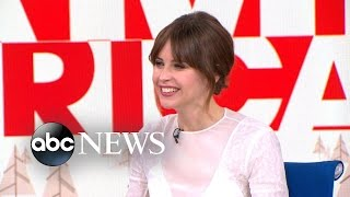 Download Rogue One: A Star Wars Story | Felicity Jones Interview Video