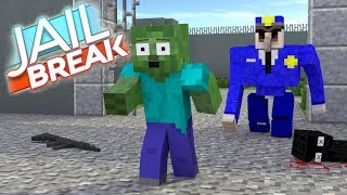 Download Monster School : JAILBREAK CHALLENGE - Minecraft Animation Video
