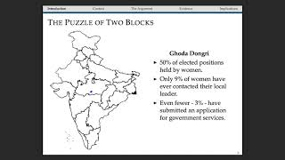 Download Why Women Mobilize: Dissecting and Dismantling India's Political Gender Gap with Soledad Prillaman Video