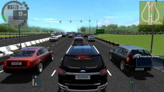 Download City Car Driving 2017 Ford Everest Titanium-Traffic jam (100) Video