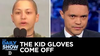 Download The Kid Gloves Come Off | The Daily Show Video