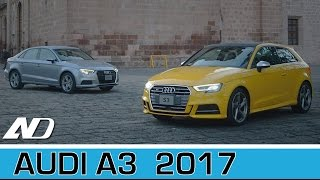 Download Audi A3 2017 - Primer vistazo Video