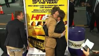 Download Michael Rosenbaum and Ryan Hansen assault Dax Shepard at Hit and Run Premiere Video