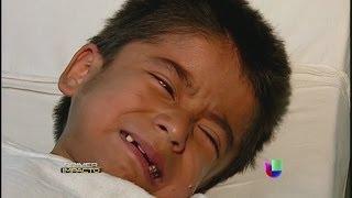 Download 'Archivos de Impacto': Niño abandonado soñaba con una familia - Primer Impacto Video