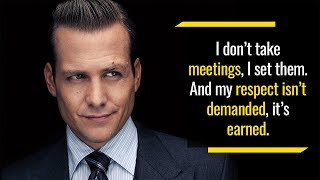Download This is how you own the competition like a boss | Harvey Specter Video