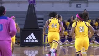 Download ECU WBB Highlights vs Memphis Video