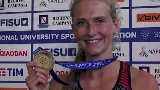 Download Bronze in the women's 1500 metres Video